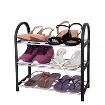 Sapateira Pequena Para Hall De Entrada / Porta - 12 Sapatos - Casita