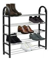 Sapateira Prateleira De Sapatos Multiuso Estante Organizador 12 Pares - CASÍTA