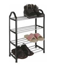 Sapateira Prateleira De Sapatos Multiuso Estante Organizador 8 Pares - Casíta