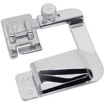 Sapatilha Calcador Bainha Barra 25mm PatchWork Roupa Costura - Evolvere