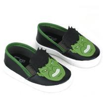 Sapatinho Tenis Sapato Bebe Super Herói Infantil Menino - Baby