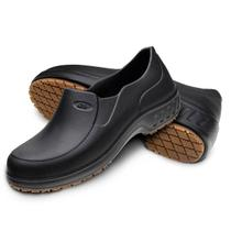 Sapato Antiderrapante de Borracha Preto Nº 41 - Marluvas