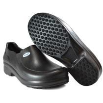 Sapato antiderrapante softworks bb65 preto -