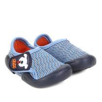 Sapato Infantil Klin Velcro New Confort -