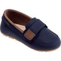 Sapato Mocassim - Azul marinho  22 ao 27 - Pimpolho 32938C -