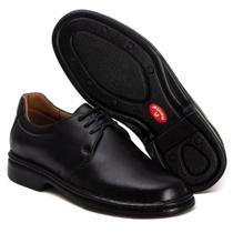 Sapato Ortopédico Masculino Super Leve E Confortável Ref.2004 - Ranster