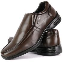 8d17e1188 Sapato Social Masculino Ortopédico Solado De Borracha Lançamento - Fran  shoes