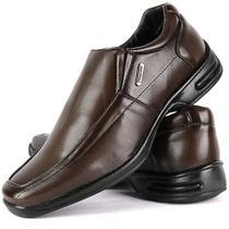 cb51951b9 Sapato Social Masculino Ortopédico Solado De Borracha Lançamento - Fran  shoes