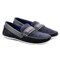 Sapato Torani Polo Mocassim Camurça Masculino -