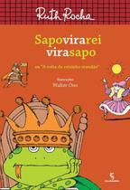 Sapo Vira Rei Vira Sapo - Salamandra -