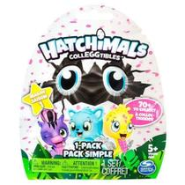 Saquinho Ovo Mini Figura Hatchimals Surpresa - Sunny -