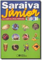Saraiva junior - dicionario da lingua portuguesa01 - Grupo somos