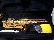 Saxofone Alto em Mib - Regency - Laqueado - c/ Estojo -