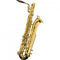 Saxofone Baritono Eb HBS-110L Laqueado HARMONICS - 236