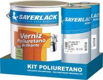 Sayerlack Kit Verniz Poliuretano Brilhante -