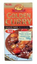 SB Golden Curry Amakuchi (Suave) 92g -