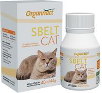 Sbelt cat 40ml organnact 40 ml gato -