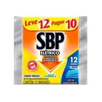 SBP Inseticida Elétrico SBP Citronela Refil 2L12P11 -