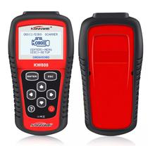 Scanner Automotivo Auto Diagnostico OBDii OBD2 KW808 - B2T