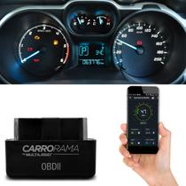 Scanner Automotivo Carrorama Multilaser Bluetooth OBD2 Computador de Bordo Compatível Android -