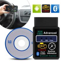 Scanner OBD Advanced Bluetooth Diagnóstico para Carros - Marca