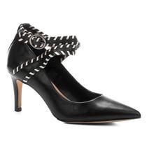 Scarpin Couro Shoestock Salto Alto Nomade Crafts -