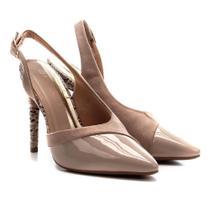 Scarpin Ramarim Chanel Recortes Feminino -