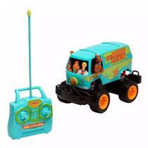 Scooby-Doo - Máquina Mistério Off-Road de Controle Remoto - DTC -