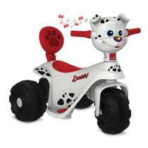 Scooter 6V Elétrica Doggy - Bandeirantes 2683 -