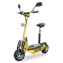 Scooter Elétrico Two Dogs 1600W 48V AmareloPreto -