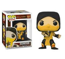 Scorpion 537 - Mortal Kombat - Funko Pop! Games -