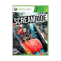 Scream Ride - Xbox 360 - Jogo