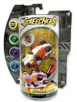 Screechers Wild Veículo com 4 Discos - DCT 4720 - Dtc