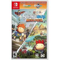 Scribblenauts Mega Pack Nintendo Switch Midia Fisica -