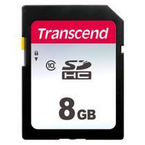 SD 8GB Transcend Premium 300S SDHC CL10 -
