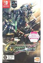 Sd Gundam G Generation Cross Rays - Nintendo Switch -