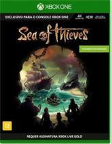 Sea Of Thieves Xbox One Midia Fisica - Xboxone -
