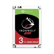 Seagate ironwolf 3tb hd interno 3.5'' sata 3 st3000vn007 -