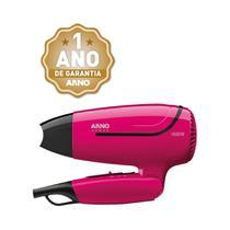 Secador cabelo arno nomad biv - noma cabo dobravel 1600w -