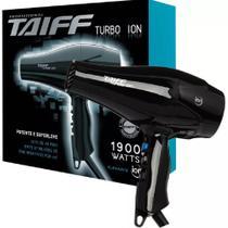 Secador Cabelos Taiff Turbo Ion Profissional 1900W 110V 127V -
