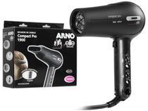 Secador de Cabelo 1900W 2 Velocidades - Arno Compact Pro