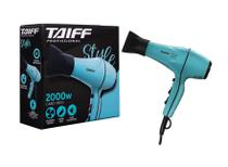 Secador de Cabelo Profissional Style Azul Tiffany 2000 Watts Taiff 110 Volts -