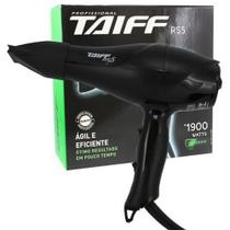 Secador de cabelo profissional taiff rs-5 1900w - 220v -
