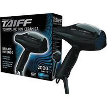 Secador de cabelo profissional taiff tourmaline 2000w - 127v -