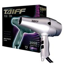 Secador De Cabelo Taiff Fox Ion 2000W 110V 4 Temperatura -