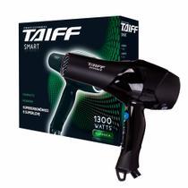 Secador de Cabelo Taiff New Smart 1700W 127V Profissional Preto -