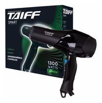 Secador De Cabelos Profissional 1300w Smart Taiff 220v -