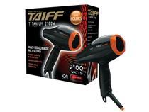Secador de Cabelos Taiff Titanium Colors 2.100W 110V -