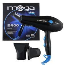 Secador mega turbo titan 2200w 127v hda2215 - Mega Do Brasil