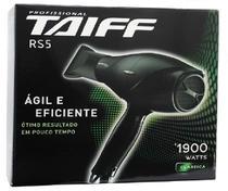 Secador Taiff Rs5 1900w - 220v -